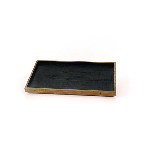 Muto rectangle tray