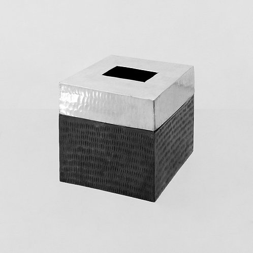 Hammer square tissue box