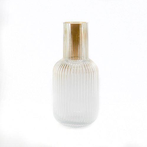 Lujo glass vase