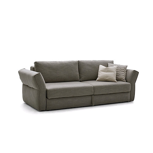 Daydream sofa bed 3 seater with storage (w armrest)