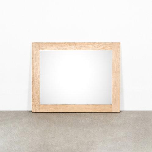 Cube hanging mirror