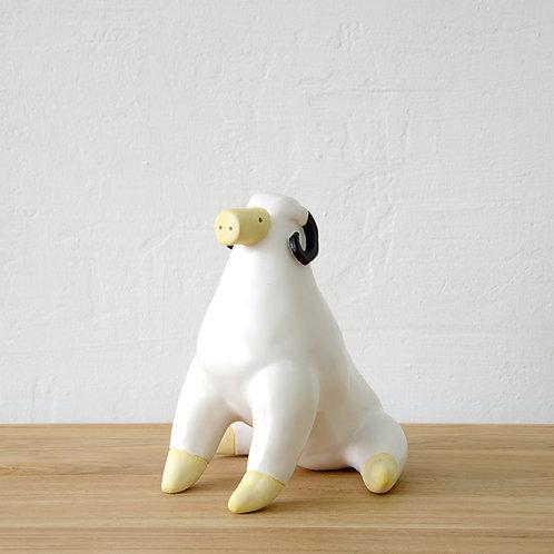 Ceramic sheep