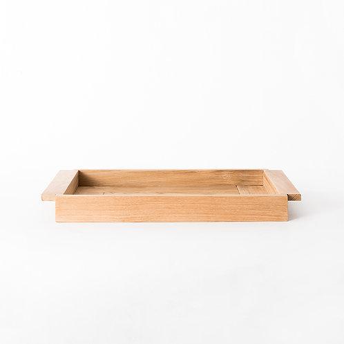 Lattice tray w/ water resistant coating, w530