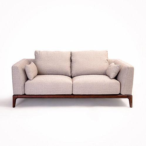 WALNUT CHUB sofa