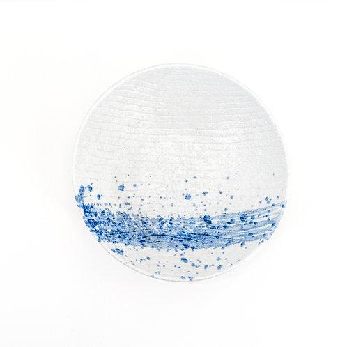 Stains ceramic gradient bowl, dia200