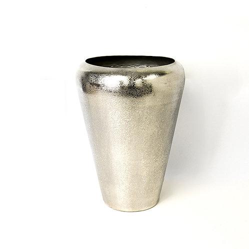 Planting aluminum vase