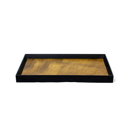 Wooden tray, #9