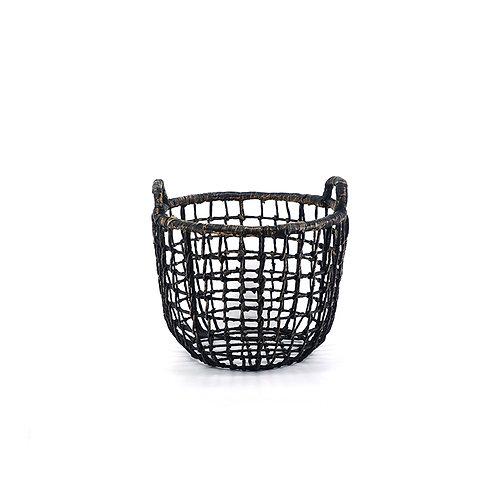Net laundry basket medium