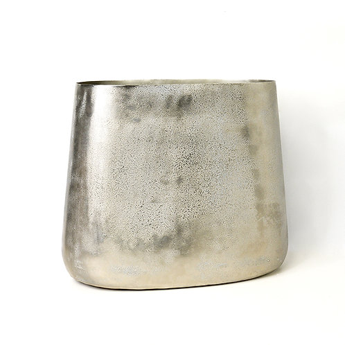 Width aluminum pot