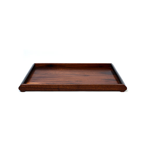 Wooden tray, #7