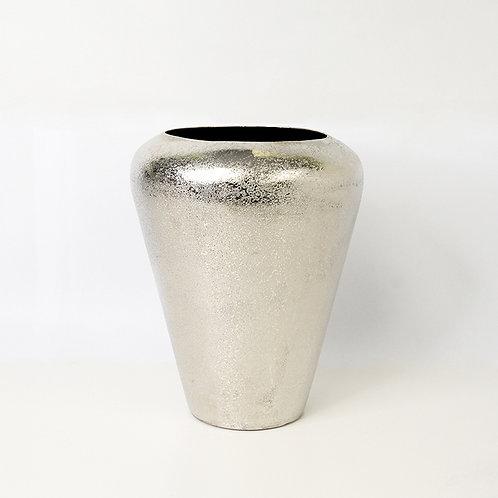 Planting aluminum vase - h280