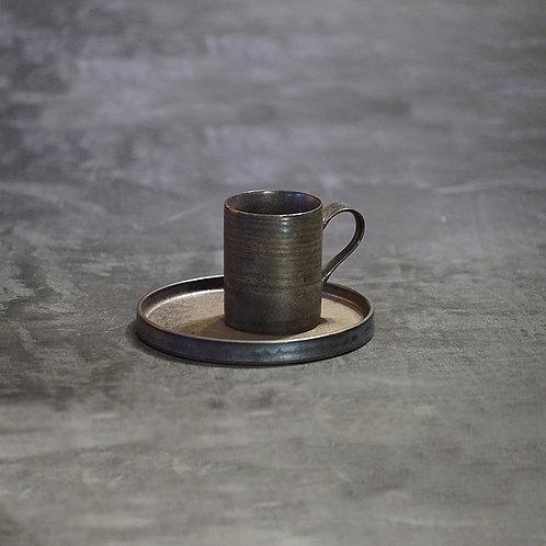 Espresso cup w/ saucer