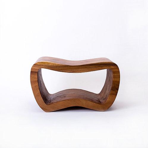 Acacia Loop stool