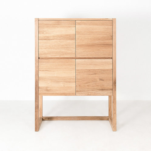 Crafted cupboard