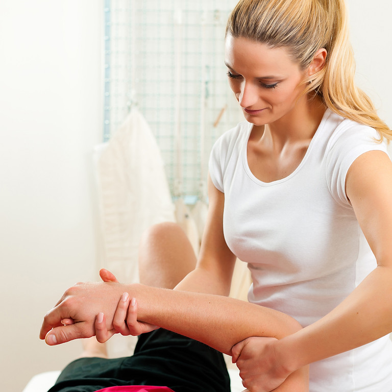 Clinical Massage for the Arms; Elbow, Wrist and Hand (1)
