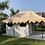 Thumbnail: Mini Swiss Cottage Tent 10 X 14 Feet