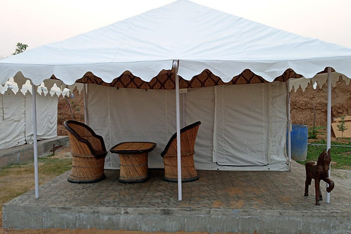 Swiss Cottage Tent 12 X 24 Feet