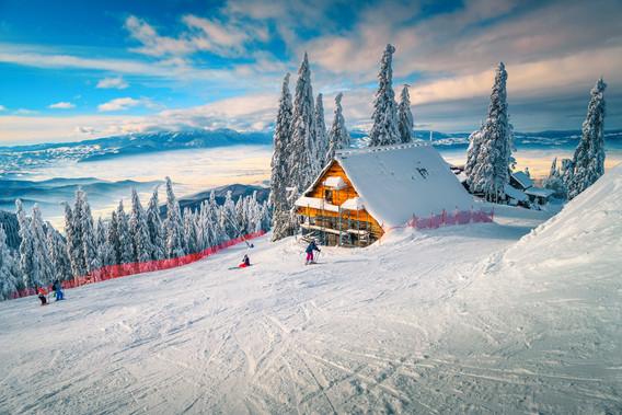 Piste de ski de Poiana, Brasov