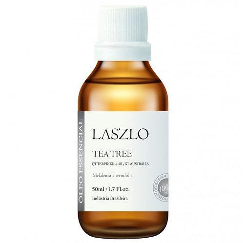 ÓLEO ESSENCIAL DE TEA TREE (QT TERPINEN-4-OL) GT AUSTRÁLIA 50ML
