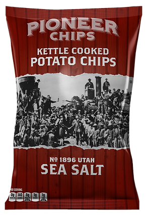 Kettle Brand Chips - Sea Salt