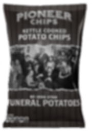 Kettle Potato Chips - Funeral Potatoes