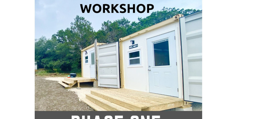 Updated Workshops Available!