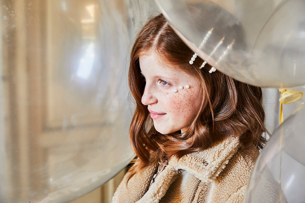Yours Abbigliamento - bambina con abito - Coll. Autunno Inverno Junior 8 - 16 anni Yours by 02Tandem
