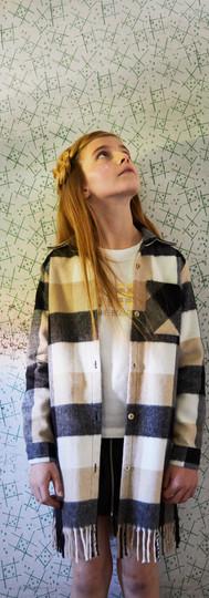 Yours Abbigliamento - bambina con abito - Coll. Autunno Inverno Junior 8- 16 anni Yours by 02Tandem