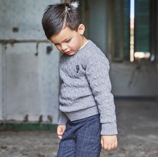 Yours Abbigliamento - abiti da bambino - Coll. Autunno Inverno Baby 3-7 anni Yours by 02Tandem