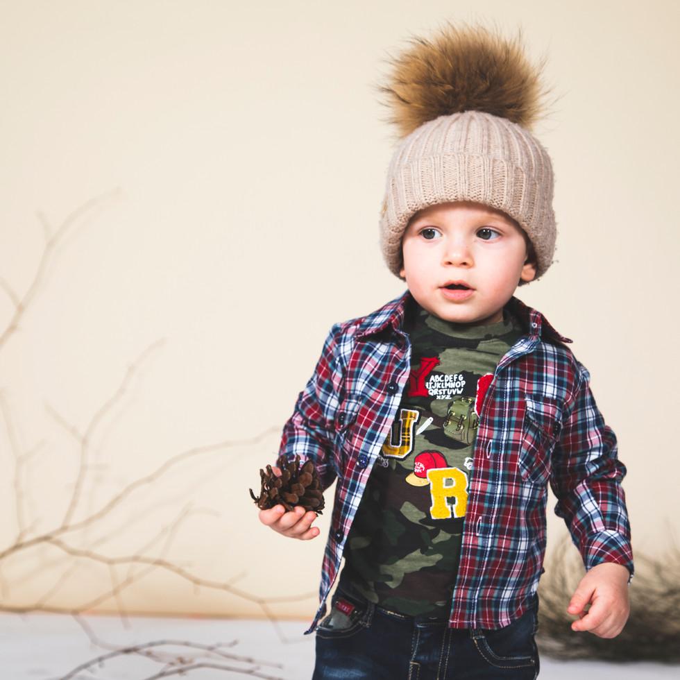 Yours Abbigliamento - abiti da bambino - Coll. Autunno Inverno Newborn 0 - 30 mesi Yours by 02Tandem