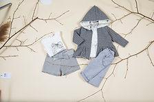 Yours Abbigliamento - abiti da bebè - Coll. Autunno Inverno Newborn Yours by 02Tandem