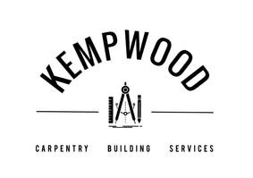Kempwood logo design