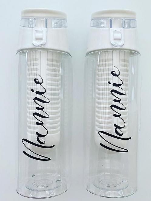 Personalised Water Bottle (Script Font)