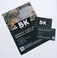 Leaflet and Business Card Design