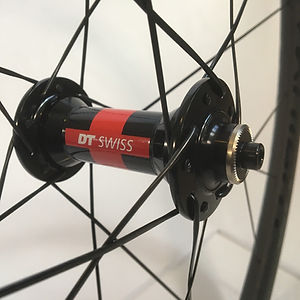 DT 240 Front Hub Jet Bicycle Wheels