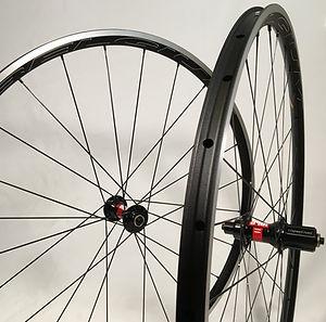 HED Belgium C2 rim DT 240 hubs Jet Bicycle Wheels