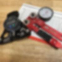 Spoke Tensiometers Jet Bicycle Wheels
