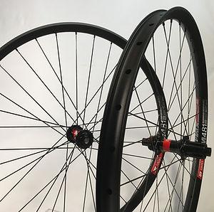 DT XM481 rims DT 240 CLD Boost hubs Jet Bicycle Wheels