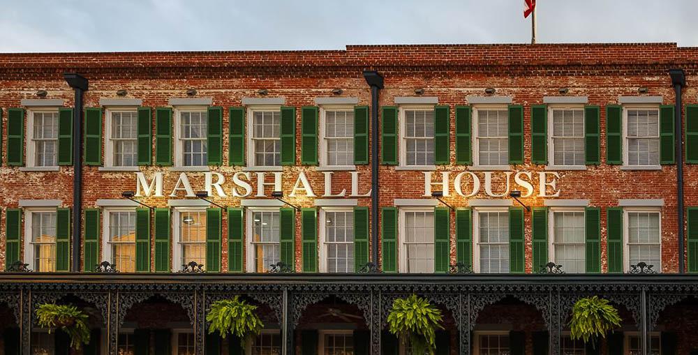 Marshall House