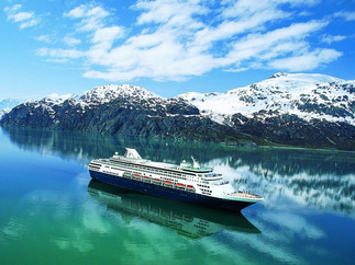 2021 STITCHIN' ON THE HIGH SEAS - ALASKA