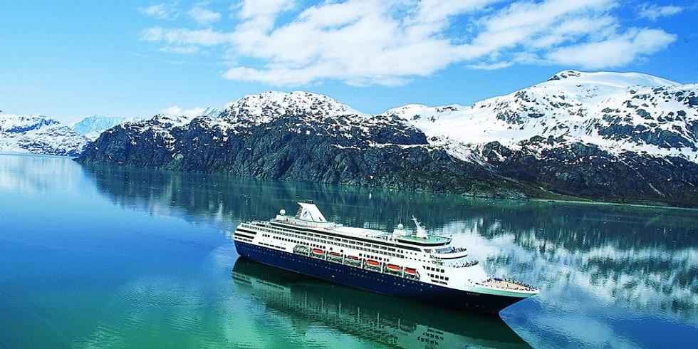 2021 Alaska Cruise - Stitchin' on the High Seas - 'A Designer's Showcase'