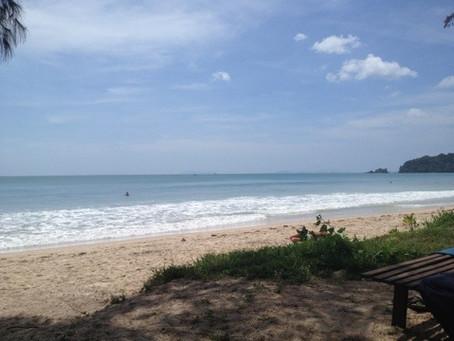 The Andaman Sea