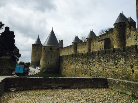 Day 6 & 7 – Carcassonne