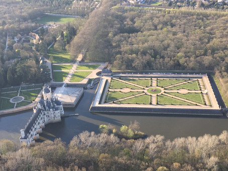 Amboise and Hot Air Balloon Ride overTheChâteau de Chenonceau