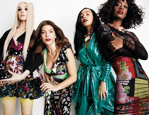 V magazine, the new generation in music