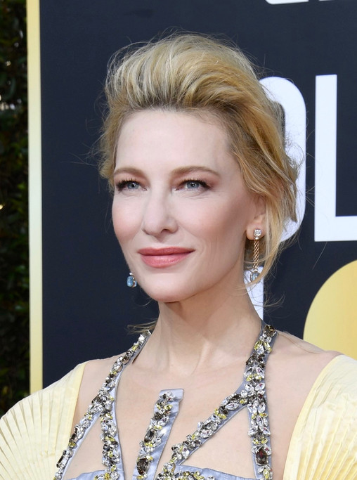 cate blanchett for the 77th golden globes awards