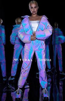 TIDAL X BERSHKA
