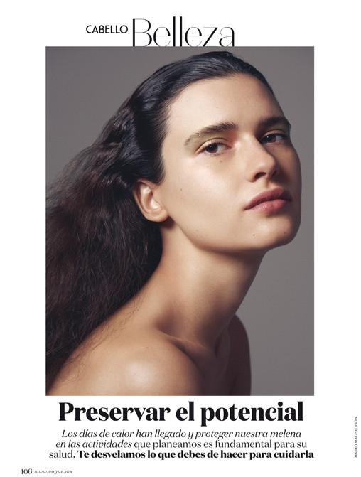 vogue mexico beauty by marko macpherson
