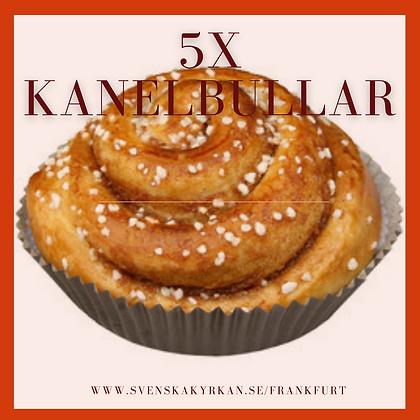 Dafgårds - 5x Kanelbullar