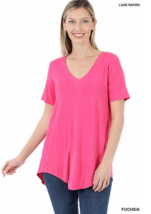 Ashley Top in Pink